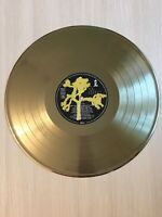 U2 - The Joshua Tree 1987 Gold Vinyl EU First Press Label