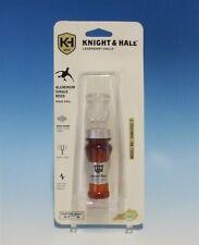 KNIGHT & HALE - EZ Debutante Aluminum Single Reed Duck Call (KHW1002-T) New