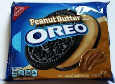 NEW Nabisco Oreo Peanut Butter Creme Cookies FREE WORLDWIDE SHIPPING