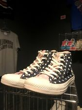 Converse Limited Edition Polka Dot High Tops Size 5 uk Pink Blue Grey Ex Con