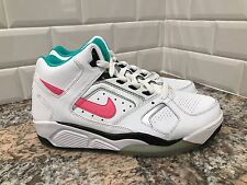 Nike Air Flight Lite Low SAMPLE South Beach Miami Vice Sz 9 318644-100