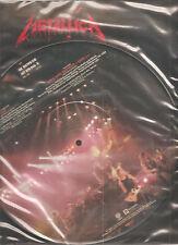 """METALLICA """"One"""" 10"""" Vinyl Picture Disc Vertigo"""