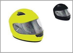 Stealth HD127 Motorcycle Motorbike Lightweight Kids Youth Full Face Helmet