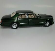 New ListingFranklin Mint 1998 Bentley Arnage Green Classic