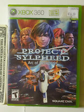 X-Box 360 Project Sylpheed Arc of Deception