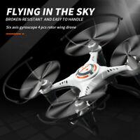 HOT Mini 2.4G 4CH UAV RC Quadcopter Drone UFO RC Helicopter Gyro Headless Mode