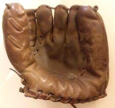 Vintage Rawlings RARE G90 Mickey Mantle Leather Baseball Mitt Major League fr/sh