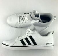 ADIDAS NEO VS PACE MEN'S SHOES AW4594 White Black Blue Size 12 New W/ Tags