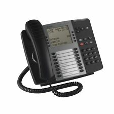 Fully Refurbished Mitel 8568 IP Phone (Black)