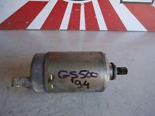 Suzuki GS500E Starter Motor / 1994 / GS Engine Starter Motor