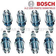 B330FR78X For Jeep Grand Cherokee 4.7 V8 5.9i Bosch Super4 Spark Plugs X 8