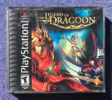 PS1 Playstation 1 - The Legend of Dragoon (Black Label) - Complete - tested