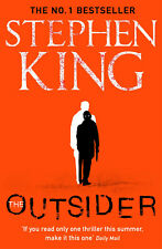 The Outsider by Stephen King New Paperback Book
