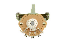 Oak Grigsby 5-way Switch for Fender® Stratocaster® - Strat® , with Parchment Tip