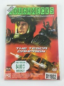 Roughnecks - The Starship Troopers Chronicles - The Tesca Campaign - DVD R4 PAL