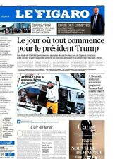 Le Figaro 20.01.2017 N°22534*TRUMP ça COMMENCE*COUR ds comptes*EDUCATION postbac