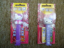 """1 Paar PEZ Spender """" Hello Kitty """" in ungeöffneter OVP"""