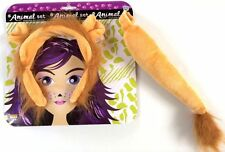 Lion Kit - Ears and Tail Set
