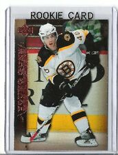 07-08 2007-08 UPPER DECK DAVID KREJCI YOUNG GUNS ROOKIE RC 208 BOSTON BRUINS