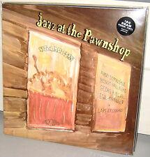 PROPRIUS 2-LP set: JAZZ AT THE PAWNSHOP - Domnerus et al - 2010 RED Label SWEDEN
