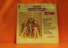 MUSIC CITY RANGERS - A TRIBUTE TO COUNTRY OUTLAWS *BUY 1 LP GET 1 LP FREE* Z