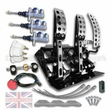 RENAULT CLIO FLOOR MOUNTED HYDRAULIC PEDAL BOX KIT – SPORTLINE 3-PEDAL AP CYLIND