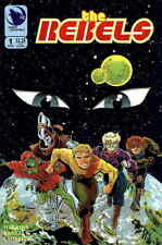 Elfquest: The Rebels #1 VF; Warp | save on shipping - details inside