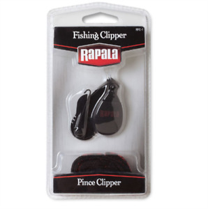Rapala Fishing Clipper & Lanyard