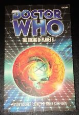 Dr Doctor Who The Taking of Planet 5 Simon Bucher-Jones and Mark Clapham EDA#28