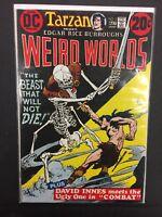 Tarzan Presents Weird Worlds #5 DC Comics Combine Shipping