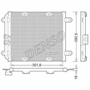 Kondensator, Klimaanlage DENSO DCN02028