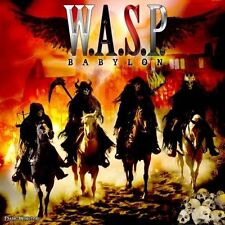 WASP - BABYLON - CD SIGILLATO - 2015