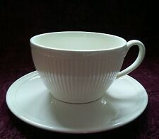 Wedgwood WINDSOR Breakfast Cup & Saucer - Excellent -  FREE U.S.SHIPPING