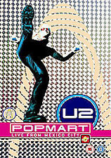 U2 - Popmart Live From Mexico City (Special Edition) [DVD] - NEW NS FREEPOST