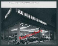 Autohaus Wendt Schauraum Audi NSU Ro 80 Kfz Heidmühle Schortens Auto Union 1971