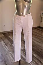 joli pantalon été coton blanc femme EDEN PARK club house taille 38 fr 6
