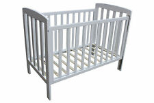 Childcare Bristol Cot Crib Baby TEDDLER Bed White