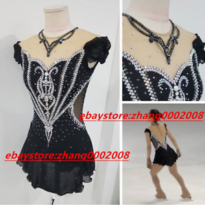 Ice skating dress.Competition Figure Skating Dress /Baton Twirling Dance Dress