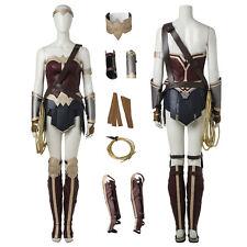 Batman v Superman Dawn of Justice Wonder Woman Cosplay Costume Top Grade