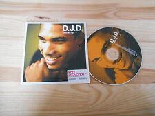 CD Pop D.J.D. - Butterfly (3 Song) Promo SONY / CHET