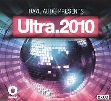 Ultra 2010 By Dave Audé - Dance Compilation (2 CD Set) ~ NEW