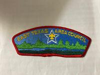 East Texas Area Council S-5a CSP