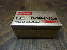 Kyosho Le Mans 480 Gold Motor, Item: 1897, NIB (Vintage, Javelin, Optima)