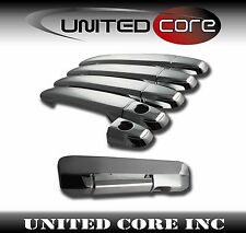 Toyota Tacoma 09-15 Chrome 4 Door Handle Cover Chrome Tailgate Cover