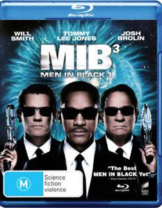 MIB3: MEN IN BLACK 3 (2012) [NEW BLURAY]