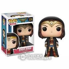 Wonder Woman Movie POP! Heroes Wonder Woman with Cloak n°229 10cm FUNKO