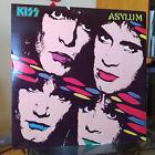 Kiss Asylum Vinyl Record Album LP