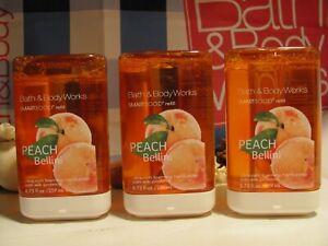 Bath and Body Works 3  Smart Soap Refill Peach Bellini