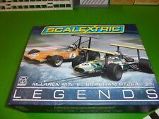 Scalextric C3589a Mclaren v Brabham  F1 twin presentation pack m/b