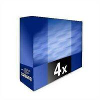 4x Europcart Cartouche XXL Pour Epson Workforce AL-M-300-DTN AL-M-300-DN